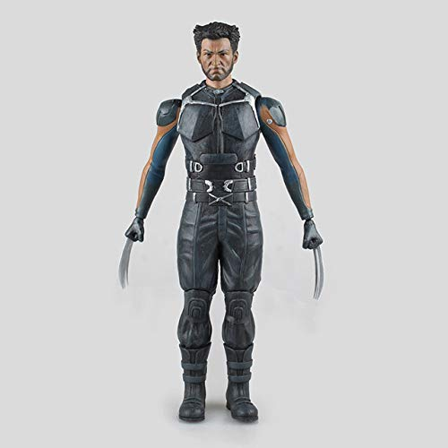 VIET FG X-Men Superhero Wolverine James Howlett Logan Cartoon PVC Action Figure Collectible Model Toy L2151 -Complete Series -