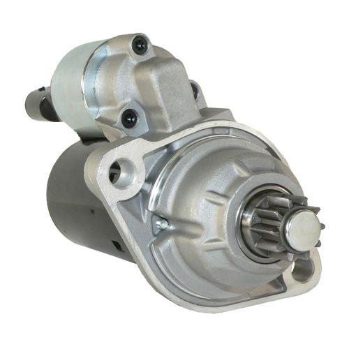 DB Electrical SBO0188 New Starter For 2.5L 2.5 Volkswagen Beetle 06 07 08 09 10 11 12 13 14, Jetta 05 06 07 08 09 10 11 12 13 14, Rabbit 06 07 08 09 09, Passat 12 13 14, Golf 10 11-14, 2.0L Tiguan 09
