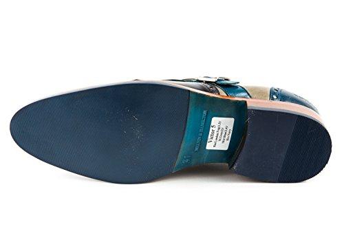 Melvin & Hamilton MH15-319, Scarpe Stringate Uomo Blu Blau 41 EU