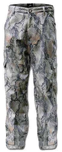 Natural Gear Camo Pants for Youth, Lightweight 6-Pocket Hunting Pants, Made with Cotton/Poly Ripstop Material (X-Large) by Natural Gear