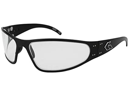 1f20074ec892 Gatorz Wraptor Aluminum Frame Sunglasses-Blackout Tactical Smoked Polarized  Lens