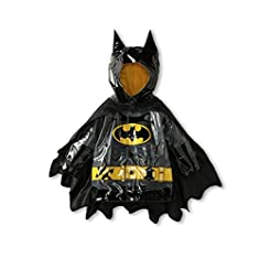 Western Chief Little Boys' Batman Everlasting Rain Coat
