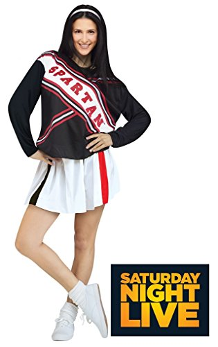 Spartan Cheerleader Costume (SNL Saturday Night Live) - Female -