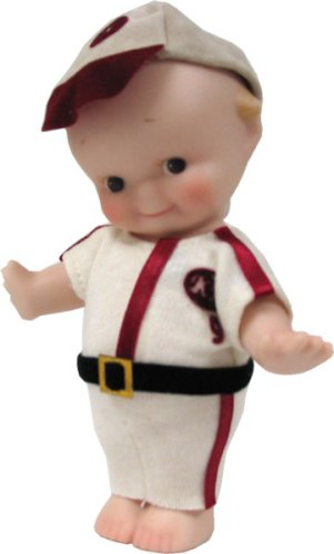 Sekiguchi Bisque Kewpie Porcelain resin Doll (Baseball)