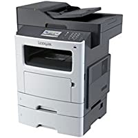 Lexmark Mx511dte - Multifunction Printer - B/W - Laser - Legal (8.5 In X 14 In) (Original) - Legal (216 X 356 Mm) (Media) - Up to 45 Ppm (Copying) - Up to 45 Ppm