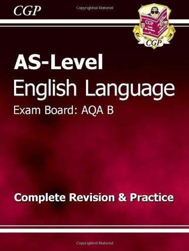 AS-Level English Language AQA B Complete Revision & Practice pdf epub