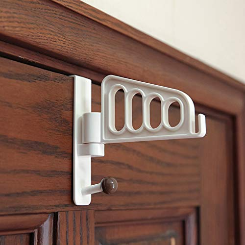 Jaromepower Kitchen Tools Over Door Hook - Bath Towel Hooks -Door Single Hook - Behind Door Jewelry Holder Clothing Organizer - Office Cubicle Purse Hanger for Hand Bags Coats