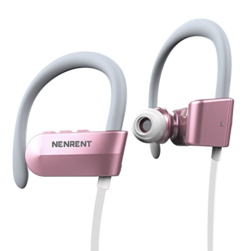 NENRENT Q12 Bluetooth Headsets,Wireless Bluetooth V4.1 Hands