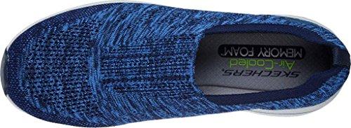 Skechers deporte hombres de la ráfaga 2.0haviture Slip-On Loafer Azul