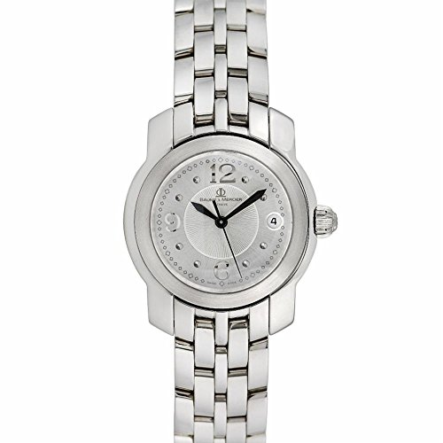 Baume & Mercier Capeland swiss-quartz womens Watch MOA08214 (Certified Pre-owned)