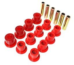 Energy Suspension 2.2107R Spring and Shackle Bushing