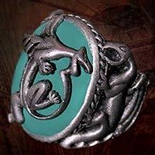 Master Replica Pirates Of The Caribbean: Jack Sparrow Dragon Ring Replica by Master replica
