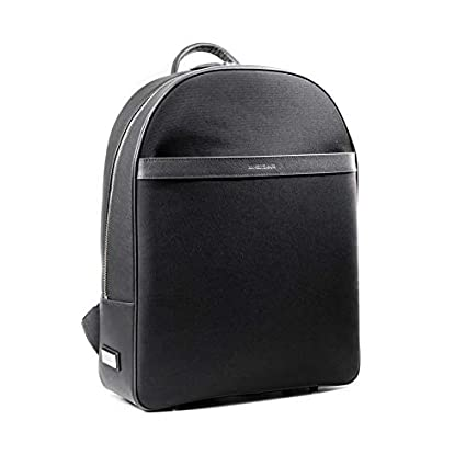 19524126e5 Amazon.com: Maverick & Co Saffiano Leather Backpack, Waterproof ...