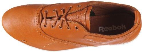 Reebok BRYLIE - Zapatillas de cuero mujer marrón - Braun/ANTIQUE RUST/WHITE/BROGUE
