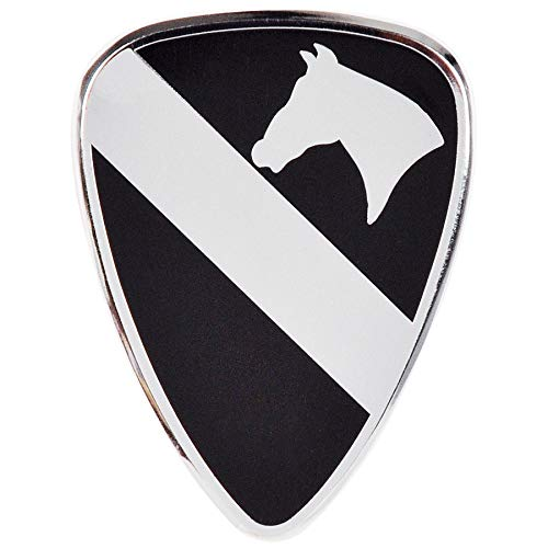 Medals of America 1st Cavalry Division Officially Licensed Car Emblem ()