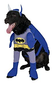Batman The Brave and the Bold Deluxe Pet Costume, Large