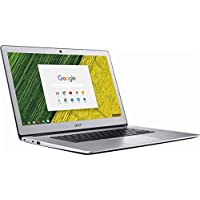 Newest Acer Flagship Premium 15.6 Full HD Touchscreen Chromebook | Intel Pentium N4200 Quad-Core | 4GB RAM | 32GB eMMC | HD Webcam | Chrome OS