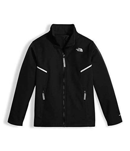 The North Face Boys Apex Bionic Jacket TNF Black - L