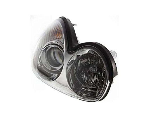 Ka Legend Hyundai 02-05 Sonata Factory Style Headlight Head Light Lamp Assembly Rh Right Passenger Side