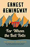 img - for For Whom the Bell Tolls: The Hemingway Library Edition book / textbook / text book