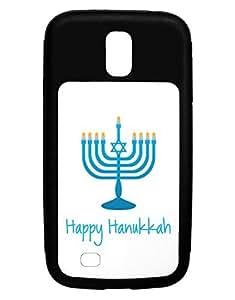 Happy Hanukkah Menorah Galaxy S4 Case