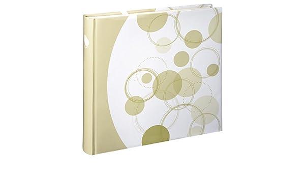 Hama álbum de Jumbo Puntino 30 x 30 cm, 80 páginas, beige ...