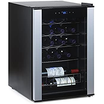 Amazon Com 34 Bottle Evolution Series Wine Refrigerator