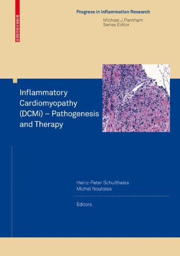 Inflammatory Cardiomyopathy (DCMi) - Pathogenesis and Therapy (Progress in Inflammation Research)