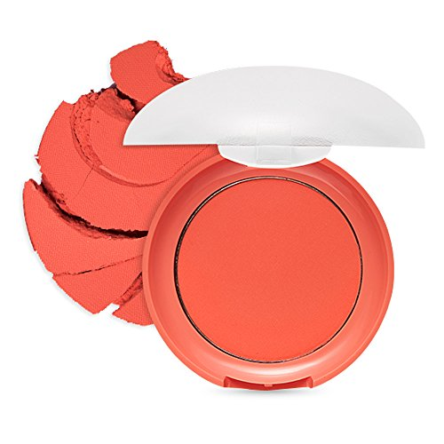 Etude House Lovely Cookie Blusher_2018 New (# RD301_Red Grapefruit Pudding)