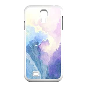 Custom Colorful Case for SamSung Galaxy S4 I9500, Aqua Story Cover Case - HL-694531