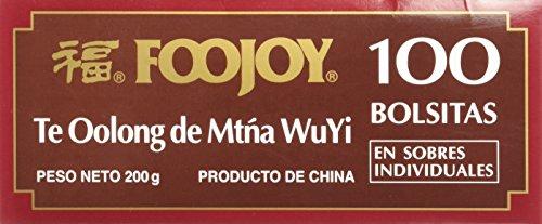 Wu Yi Oolong Tea Wulong Tea 100 Bags Foojoy by Wu Yi Oolong Tea (Image #5)