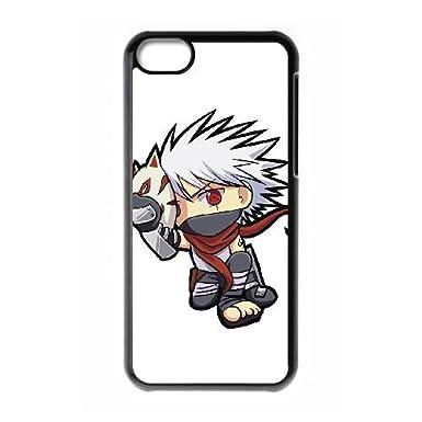 Iphone5c Black Phone Case Naruto Chibi Best Gift For Boys Nof3716267