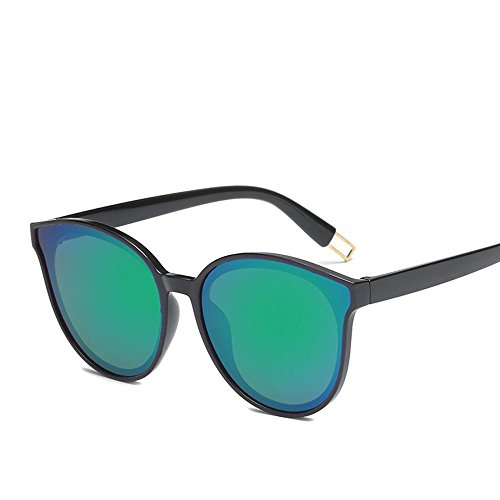Aoligei Tour féminin de lunettes de soleil lunettes de soleil Corée oeil Retro couleur marée star avec lunettes de soleil TVhsgp
