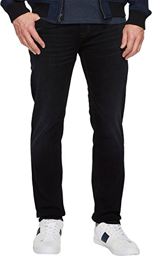 Hudson Men's Blake Slim Straight Zip Fly in Contest Contest