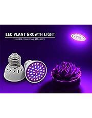 Mnsun Plantenlamp plantengroeilicht plantenlicht groeilamp verbetert de efficiëntie van fotosynthese, kieming, bloei en vruchtvorming