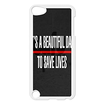 b26b65d5efc Grey's anatomy Wholesale DIY Cell Phone Case Cover for iPod Touch 5, Grey's  anatomy iPod Touch 5 Phone Case: Amazon.ca: Cell Phones & Accessories