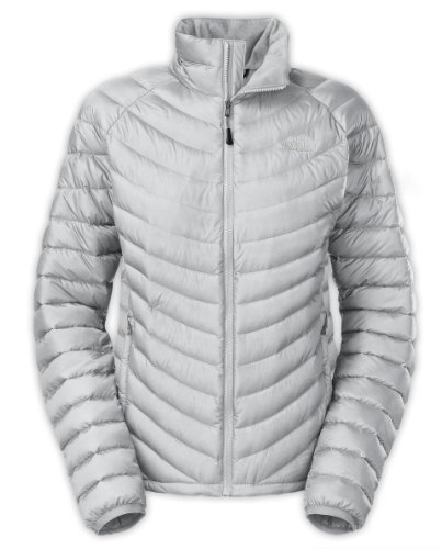 The North Face Womens Thunder Jacket High Rise Grey Size Large