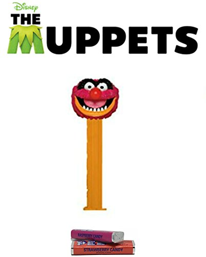 PEZ Candy Muppets Dispenser: Animal