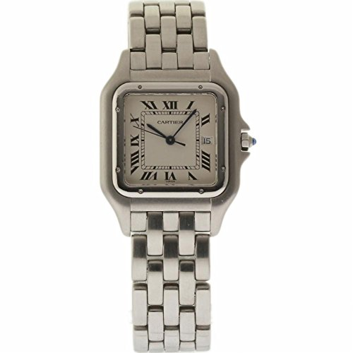 Cartier Panthere swiss-quartz womens Watch W25032P5 (Certified Pre-owned)