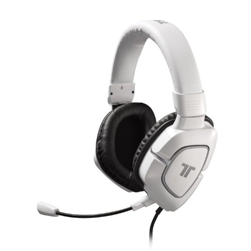 Tritton - Auriculares AX 180, Color Blanco (PS3, PS4, Xbox 360, PC, Mac)