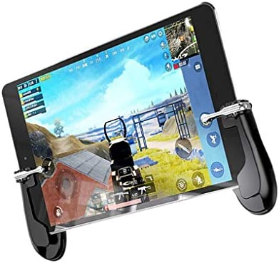 XHMCDZ モバイルゲームコントローラタブレットPCタッチゲームトリガーシューティングゲームジョイスティックゲームパッドクーラーファン電話ゲームシューターコントローラ
