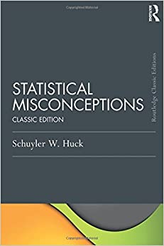 Statistical Misconceptions (Psychology Press & Routledge Classic Editions)