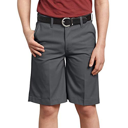 Dickies Boys' Flexwaist Flat Front Short
