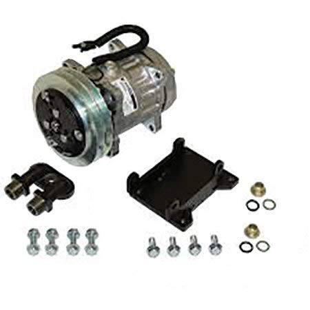 (All States Ag Parts Air Conditioning Compressor Conversion Kit - York to Sanden International 966 786 1480 815 1460 1566 1086 Hydro 186 1440 1486 1586 1470 Hydro 100 986 915 1466 886 766 1066)