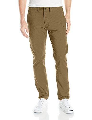 Levi's Men's 502 Regular Taper Fit Chino Pant, Cougar Stretch Twill, 31 30