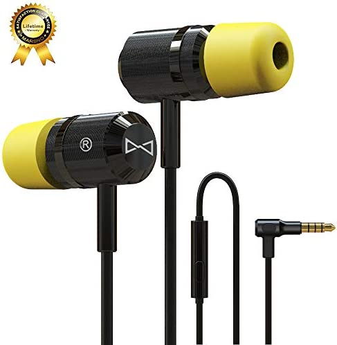 Marsno Earbuds Headphones Microphone Isolating product image