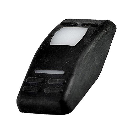12V LED Kippschalter Bedienpanel Schaltsymbol ohne Aufdruck
