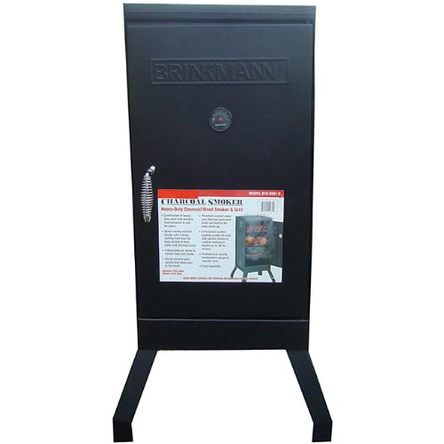 Brinkmann Charcoal Grill (Brinkmann Charcoal Vertical Smoker Grill)