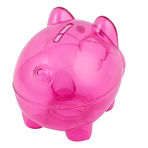 d59401266 uxcell Xmas Gift Pig Shaped Money Saving Pot Coins Piggy Bank - Import It  All