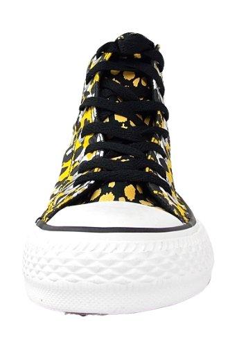 CONVERSE Chuck Taylor Ani Print Hi 308440-55-15  Damen Sneaker 39